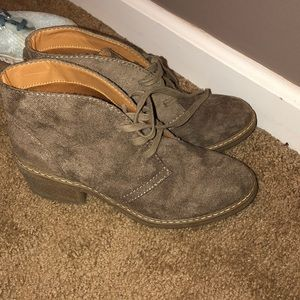Worn once! Boots from Target!
